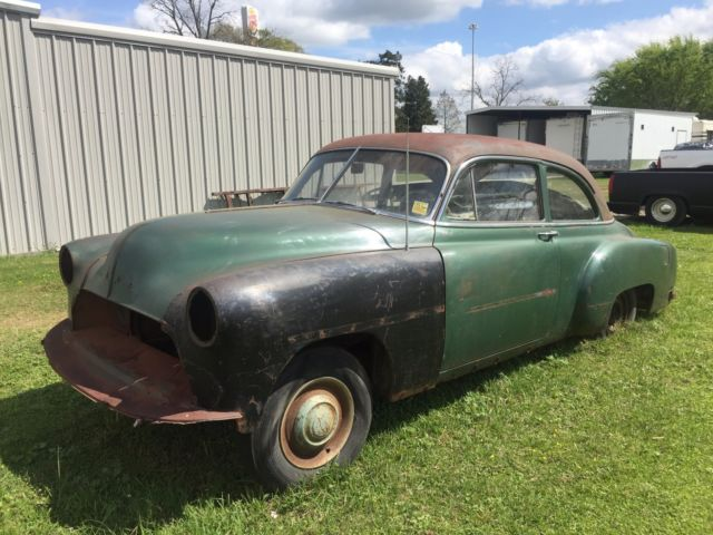 1951 chevrolet 2 door deluxe for 1951 chevy deluxe 4 door for sale