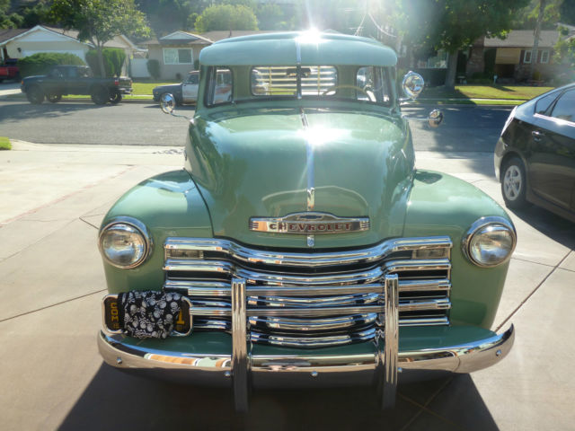 1951 chevy truck 5 window 3100 for 1951 chevy 5 window pickup for sale