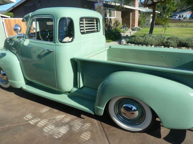 1951 chevy truck 5 window 3100 for 1951 gmc 5 window pickup