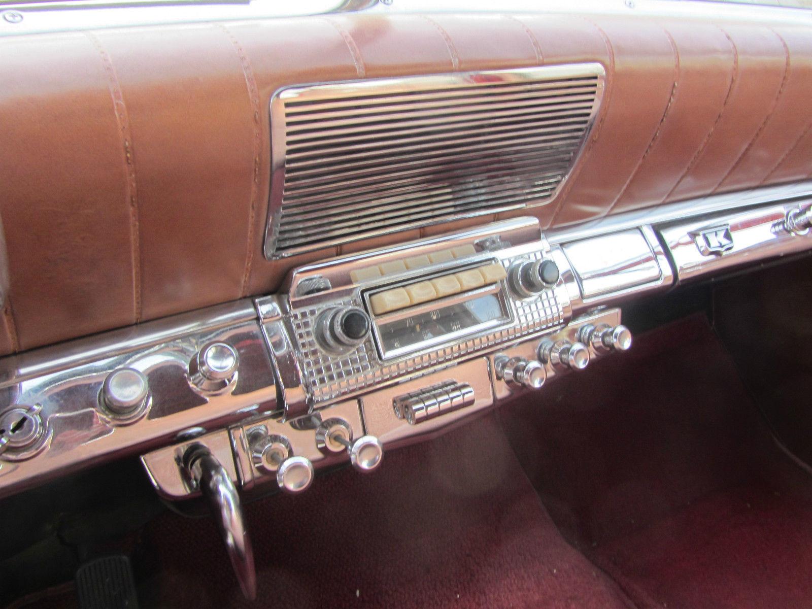 1951 Kaiser Deluxe 226 Supersonic Engine 3 Speed W Overdrive Ferrari Wiring Harness
