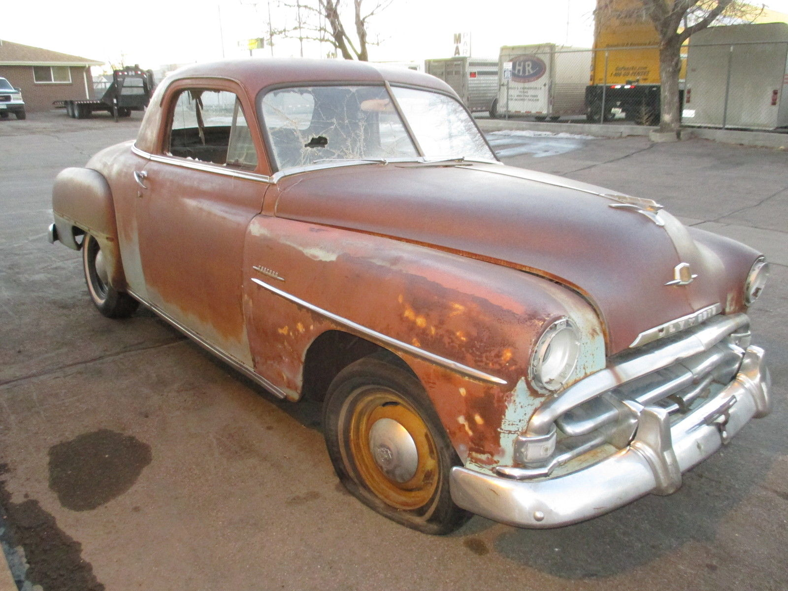 1951 plymouth concord 2dr business coupe 3 window dodge for 1951 plymouth 2 door