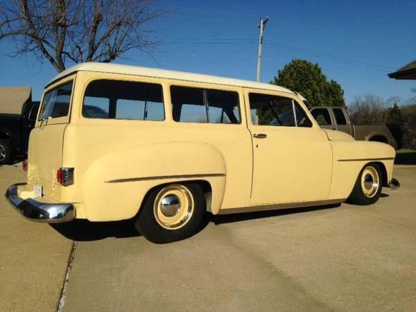 1951 plymouth suburban wagon for 1951 plymouth 2 door