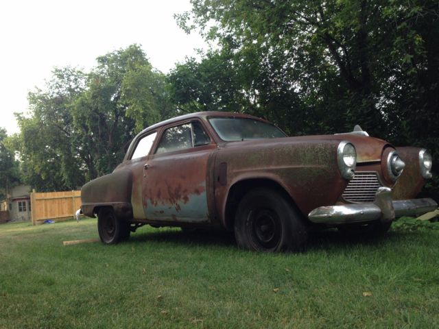 Studebaker Dr Coupe Bullet Nose