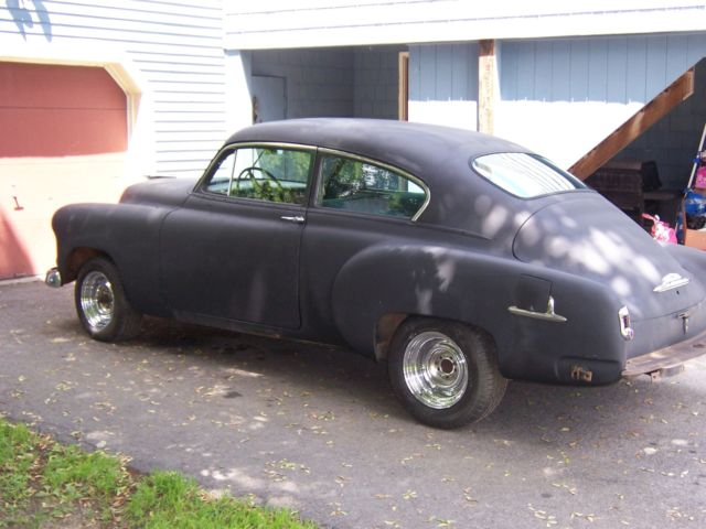 1952 Chevrolet Fleetline 2 Door Fastback 49 50 51 52 Chevy