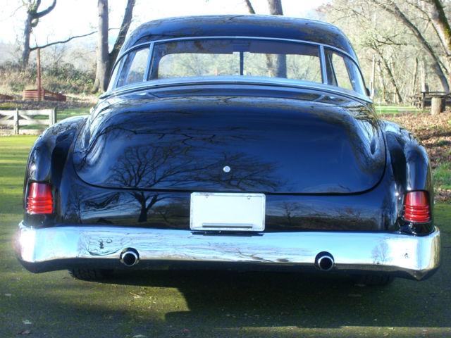 1952 chevy belair 2 door hardtop mild custom hot rod for 1952 chevy belair 4 door