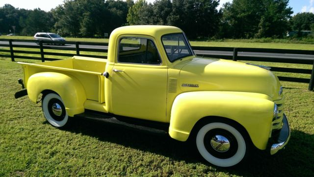 1952 Chevy Truck 3100 Short Bed Runs Drives Great 1948 1949 1950 1951