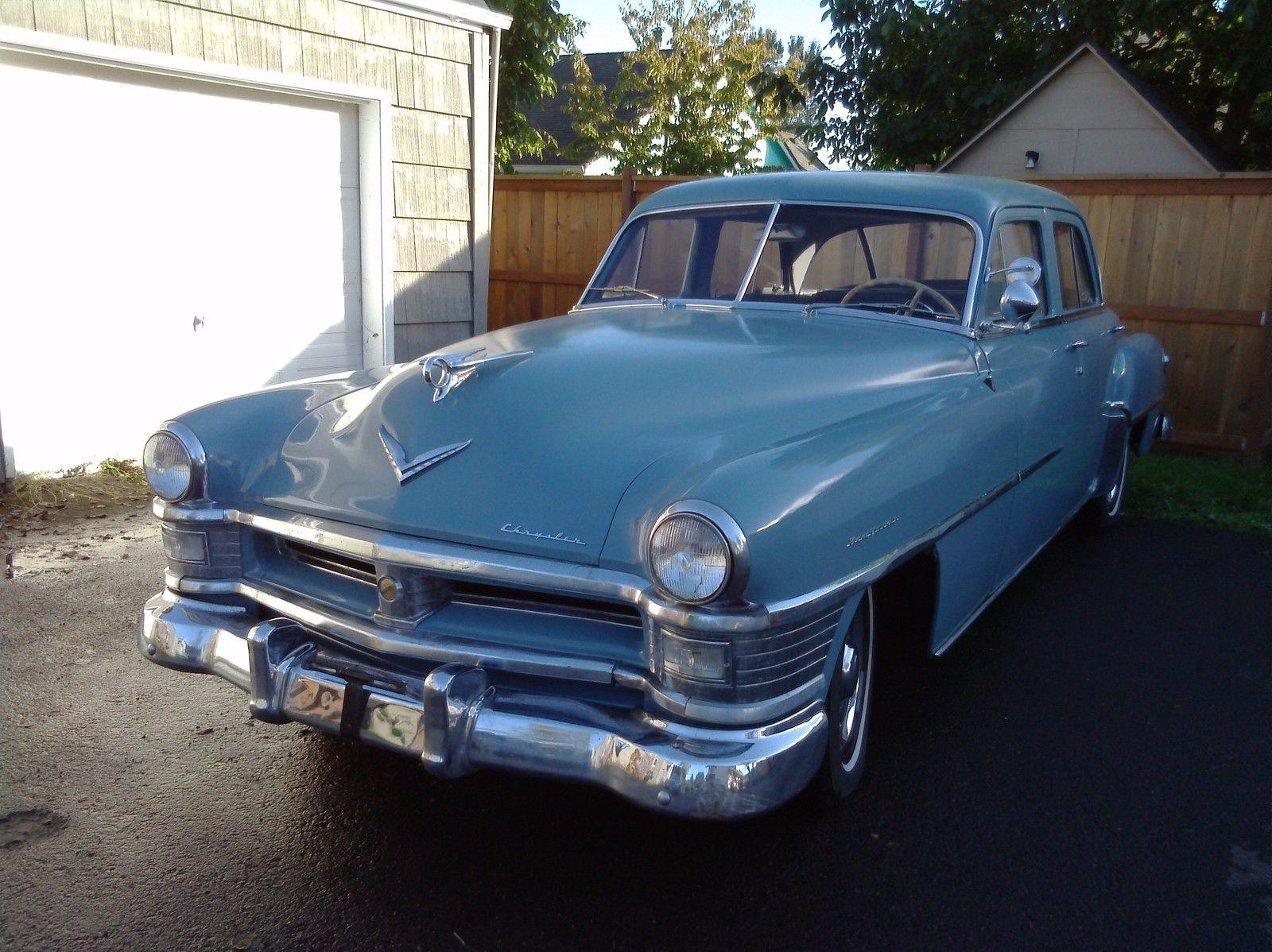 1952 Chrysler New Yorker Base 54l 331 Hemi 1951 4 Door