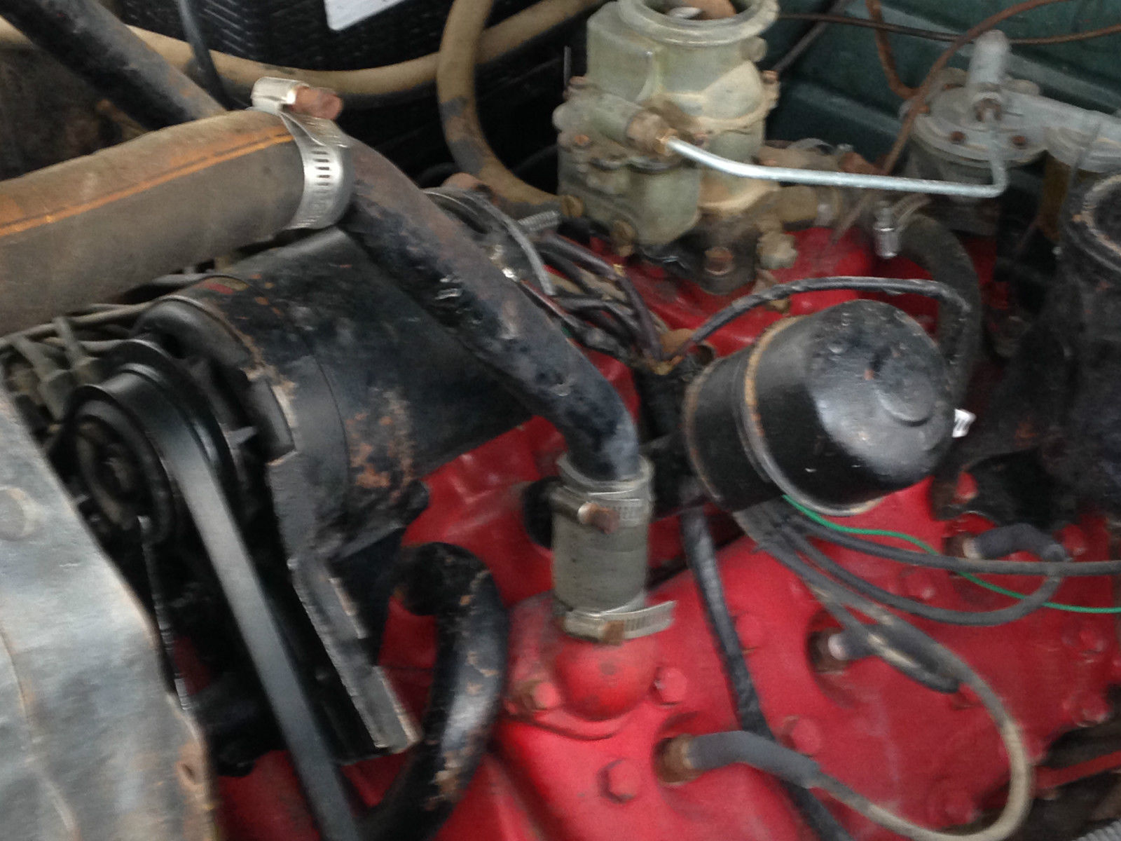 1952 Ford F1 Flathead V8 Shortbed Pickup Truck Like 1948 1949 1950 6 1951