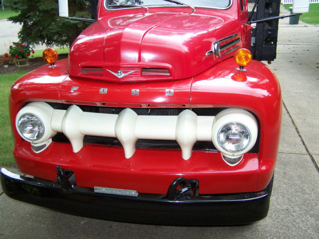 1952 Ford F4 Stake Body All Original Incredible Pickup Truck