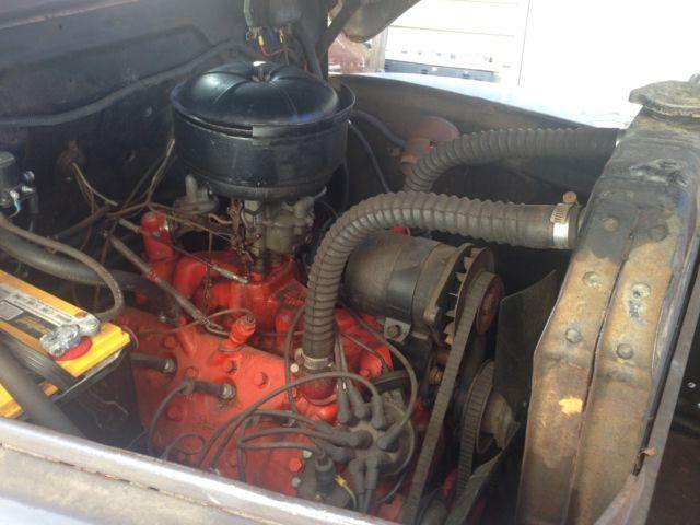 Ford Pickup Truck F F F F F Ton Flathead V Old Ford