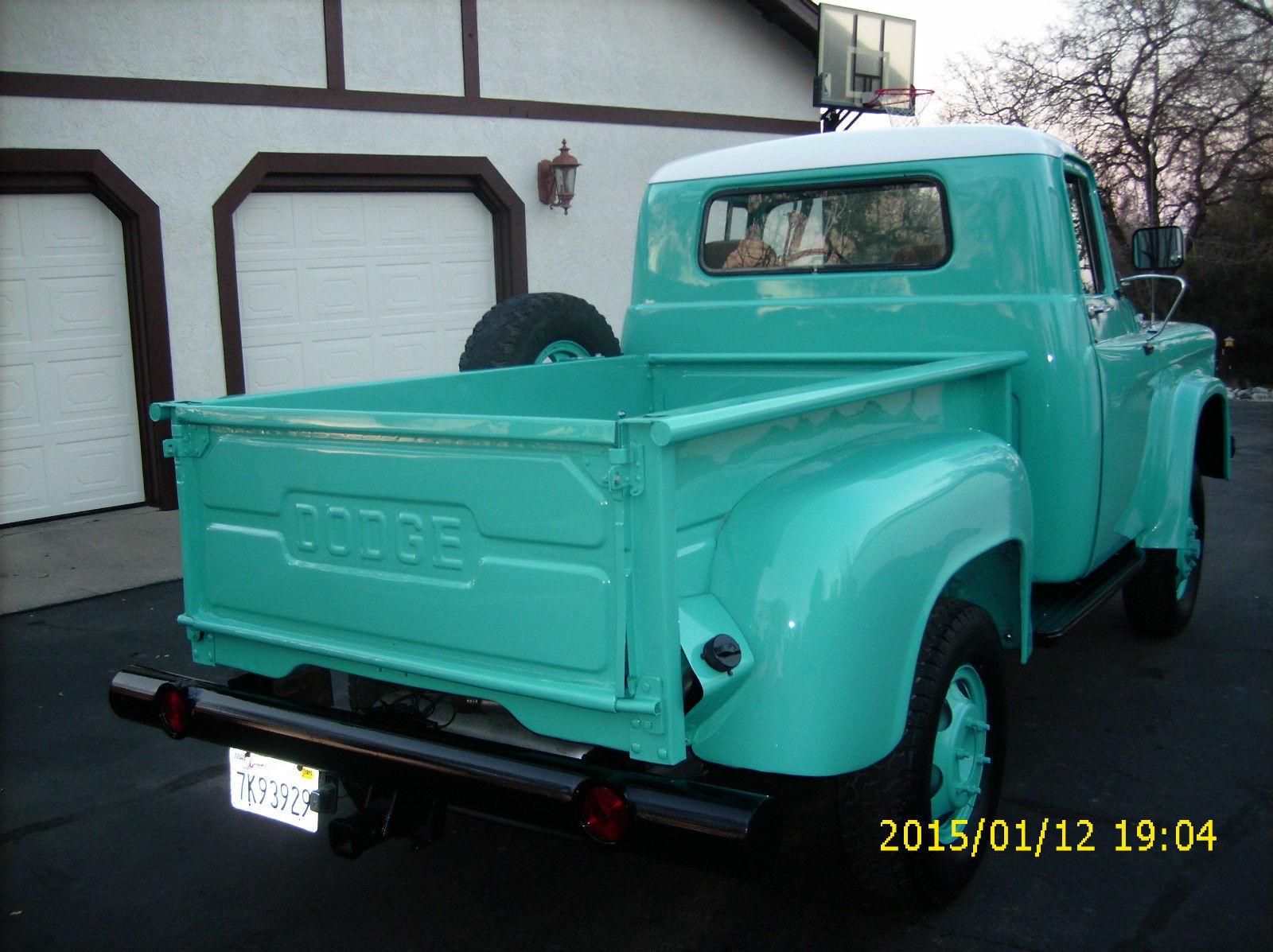 195219531954195519561957195819591960 Power Giant Series 1954 Dodge Wagon 4x4
