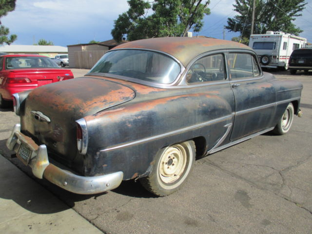 Customs: 1952-54 Chevy for sale | Cars On Line.com ...