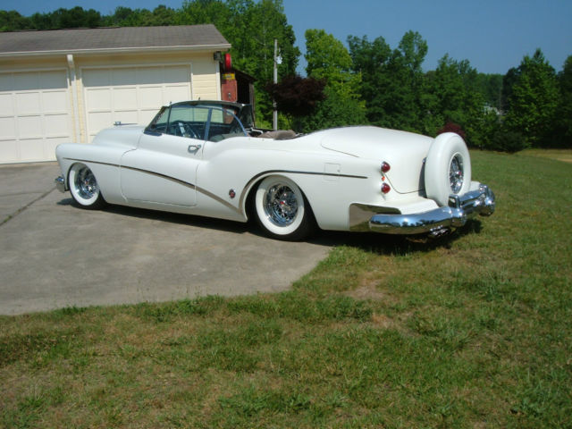 1953 Buick Skylark Project Car
