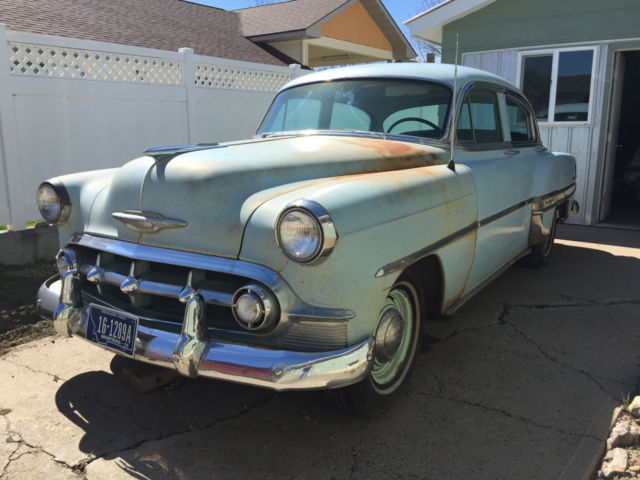 1953 chevrolet bel air 4 door for 1953 chevrolet belair 4 door