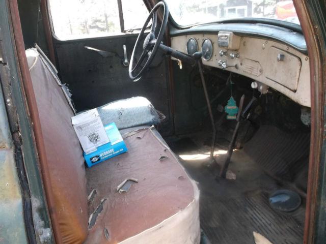 1953 international r120 truck 5 window rare runs 1953 Dodge Pickup Truck