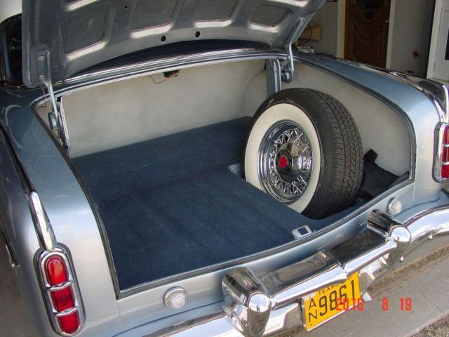1953 Packard Clipper 2 Door Sedan