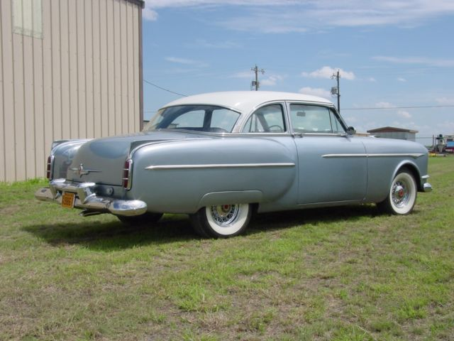 1953 Packard Clipper 2 Door Sedan