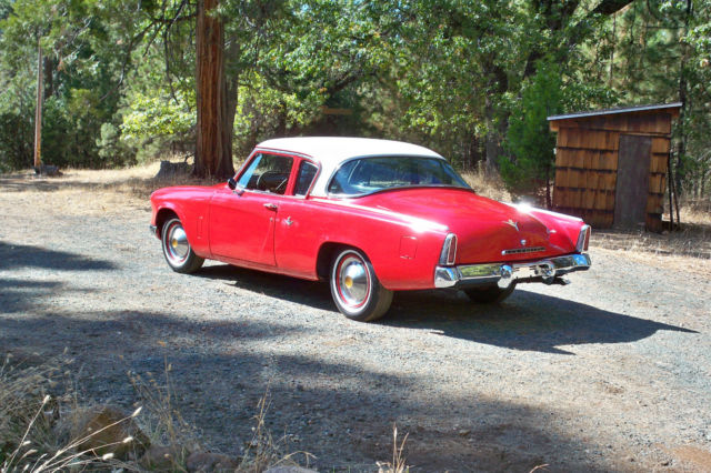 1953 studebaker tri star starlight commander - 1953 studebaker champion starlight coupe ...