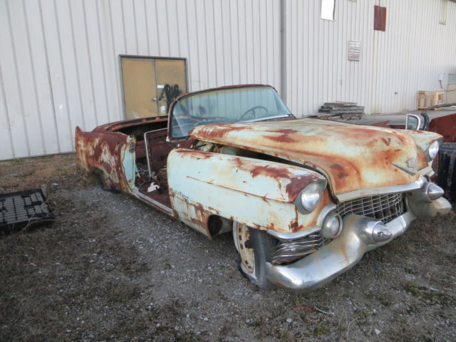 1954 cadillac convertible may deliver call parted out. Black Bedroom Furniture Sets. Home Design Ideas