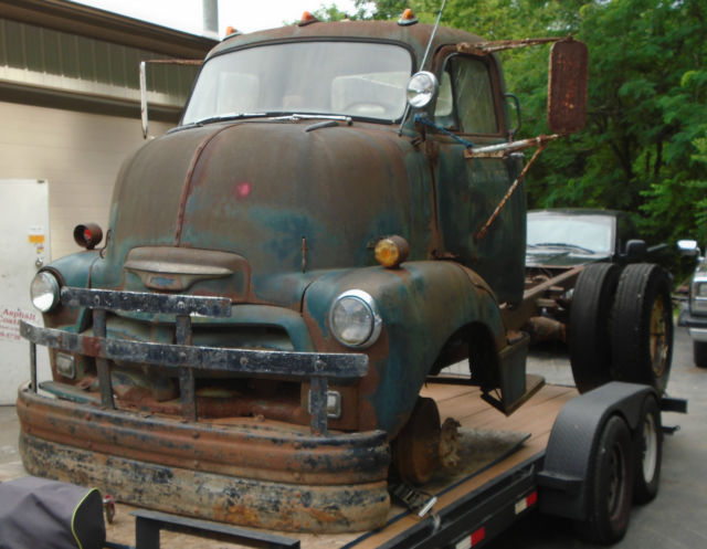 1954 Chevrolet 5700 Coe Cab Over Engine Truck