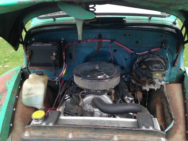 1954 Chevrolet Truck 3100 Standard Cab Pickup 2-Door Chevy