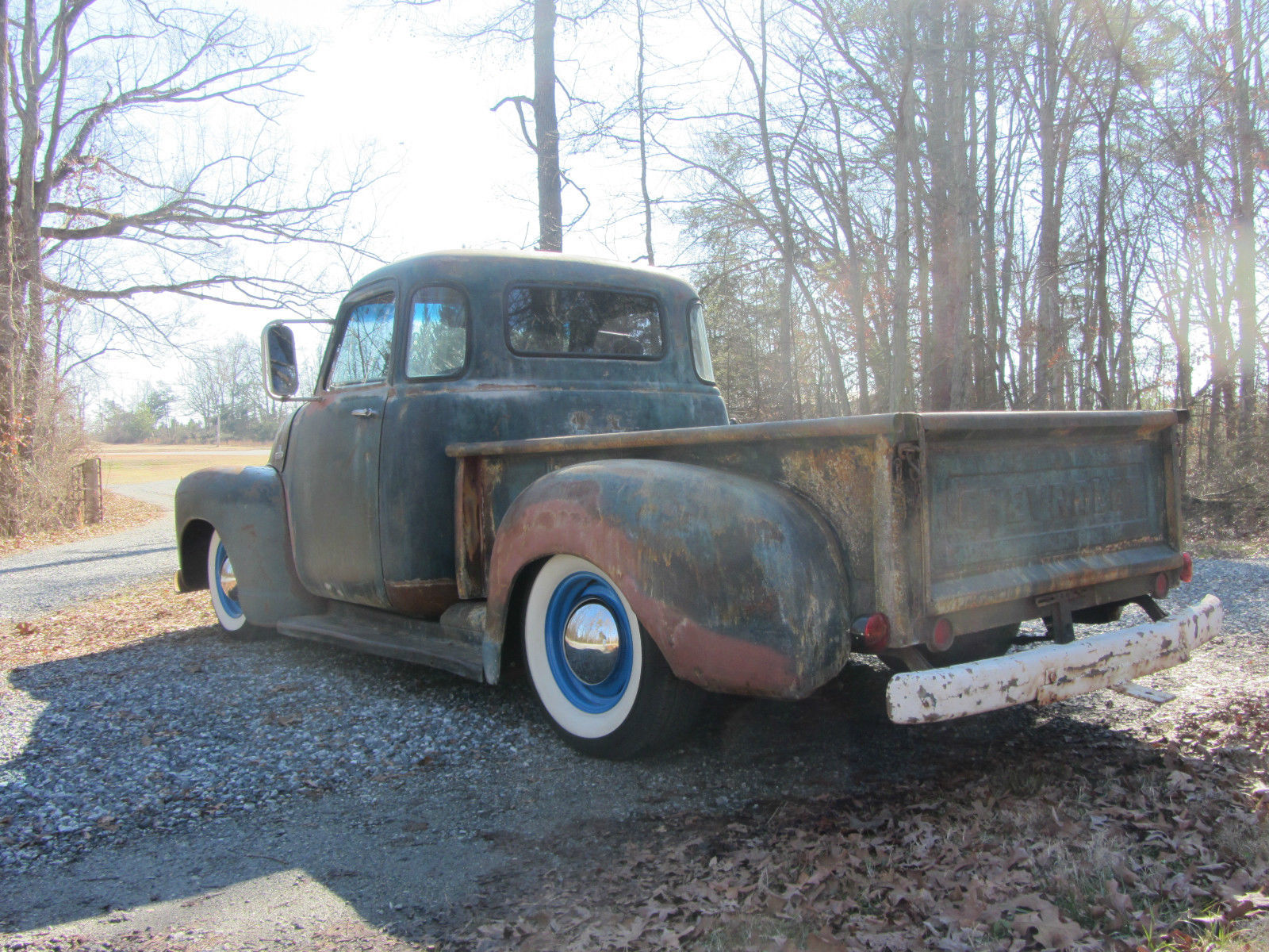 1950 Chevy Truck Mustang 2 Buy Used 1954 5 Window Pickup 1949 Patina Sale Tci 49 50 51 52 53 54 Car Ii Ifs Front Suspension