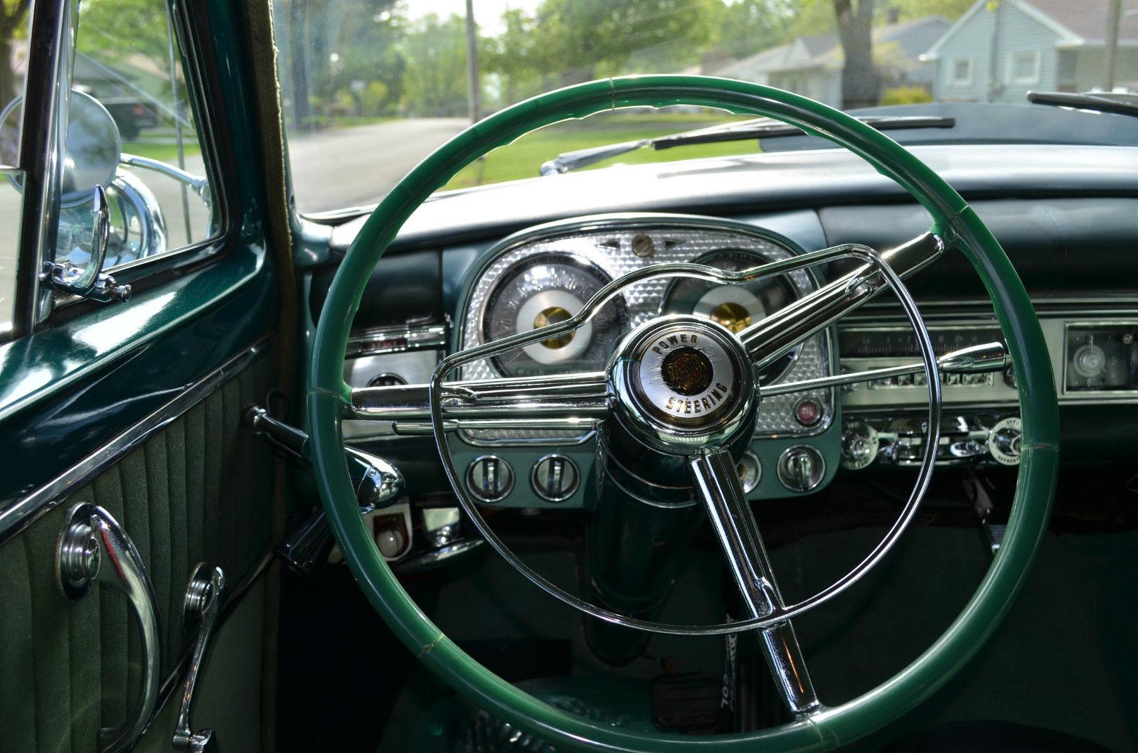 1954 Chrysler New Yorker Deluxe 54l Original Hemi Engine