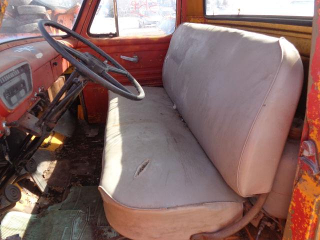 1954 ford 1 2 ton utilty truck patina rat rod parts project. Black Bedroom Furniture Sets. Home Design Ideas