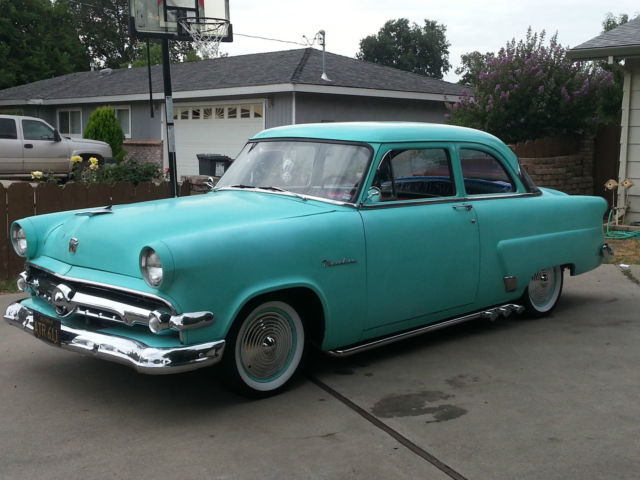 1954 Ford Custom Mainline