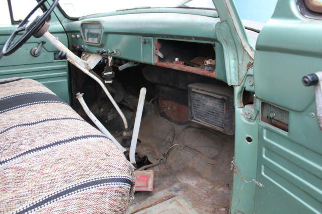 How To Read Ford Vin Number >> 1954 Ford F-500 Dump Truck 1957 Ford 312 Engine 4 speed ...