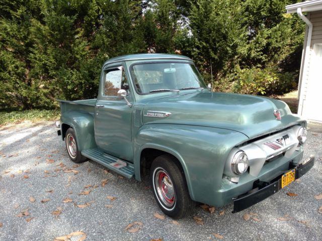 1954 ford truck f 100. Black Bedroom Furniture Sets. Home Design Ideas