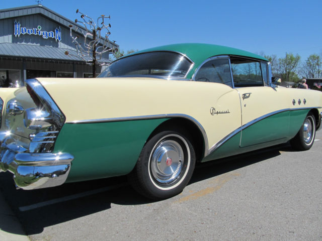 1955 buick special 2 door hard top for 1955 buick special 4 door for sale