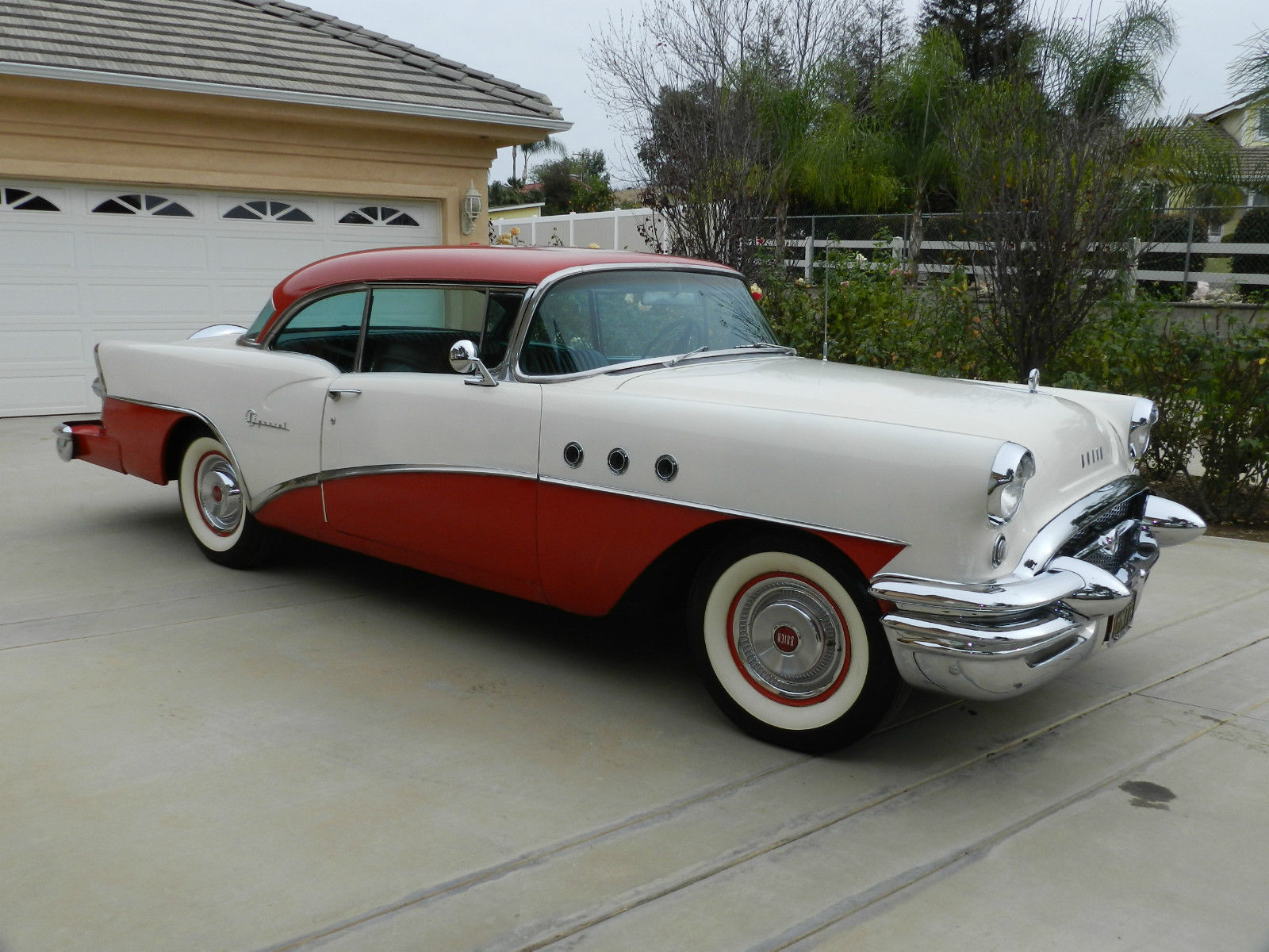 1955 buick special 2 door hardtop nice for sale in