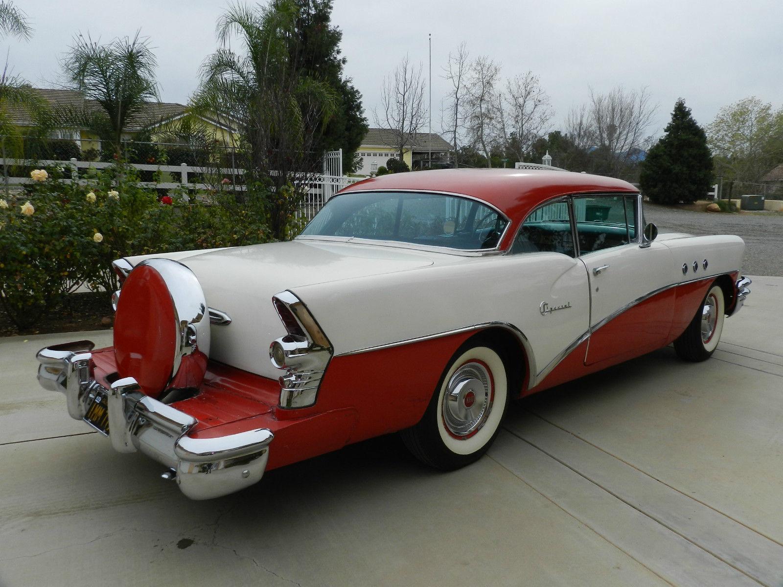 1955 Buick Special 2 Door Hardtop, Nice For Sale In