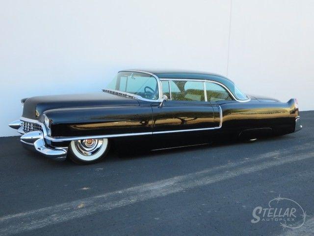 1955 Cadillac Coupe Deville Full Custom 350ci Auto Air Ride Tuxedo Interior: 55 Cadillac Wiring At Outingpk.com