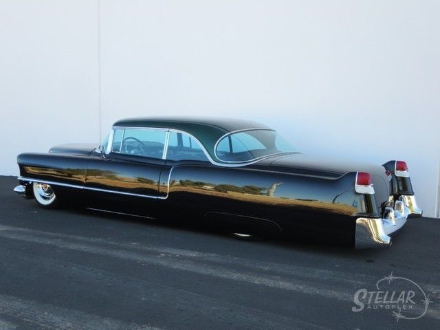 1955 Cadillac Coupe Deville Full Custom 350ci Auto Air Ride Tuxedo. 1955 Cadillac Coupe Deville Full Custom 350ci Auto Air Ride Tuxedo Interior. Cadillac. 55 Cadillac Wiring Seat At Scoala.co