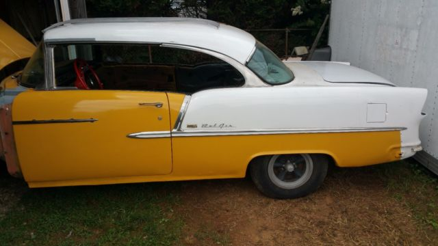 1955 Chevy 150 Project Cars For Sale ✓ All About Chevrolet