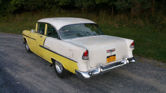 1955 Chevrolet Bel Air 2 Door Post - Very Original Classic