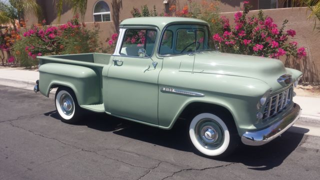1955 chevrolet big window shortbed 350 700r beautiful ca for 1955 chevy big window for sale