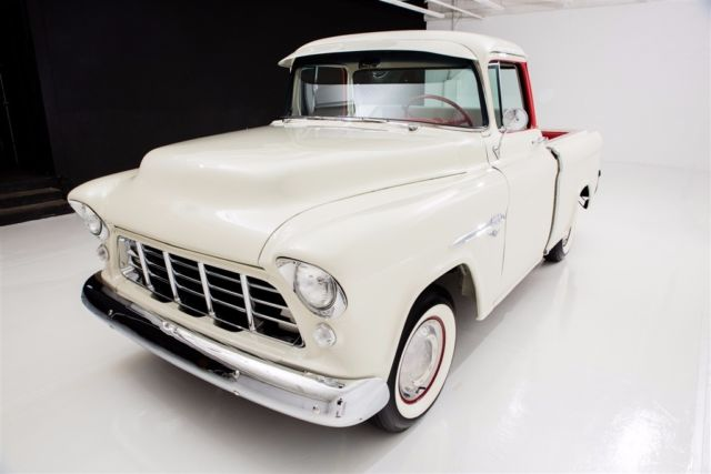 1955 Chevrolet Pickup 3100 Cameo V8 Frame Off Automatic