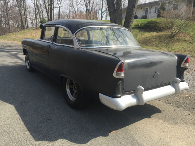 1955 Chevy American Graffiti Nhra Hot Rat Street Rod Gasser Two Lane