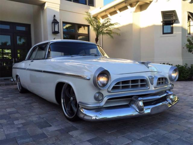 1955 Chrysler Windsor Nassau Coupe Imperial 36k Miles