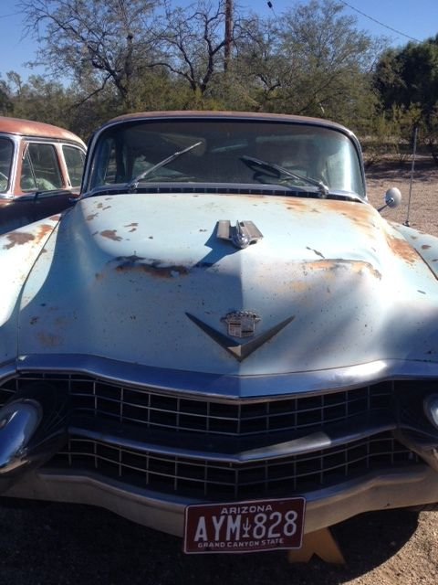 1955 Classic Cadillac Series 62 Hard Top Coupe Deville Ready For