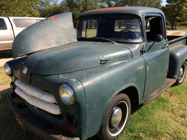 1955 dodge truck shortbed 1/2 ton job rated c1 series for ...