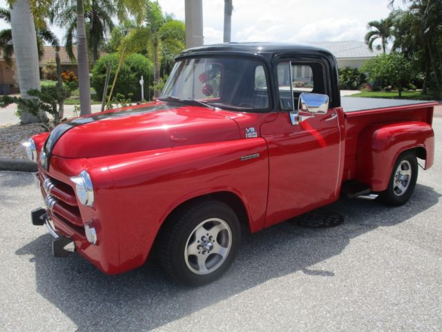 1955 dodge truck w real v8 hemi. Black Bedroom Furniture Sets. Home Design Ideas