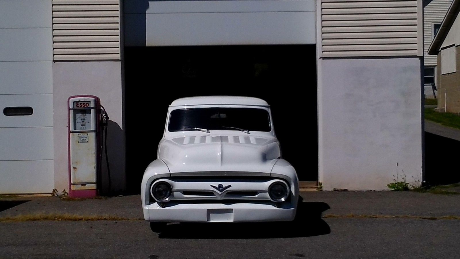 1955 Ford F100 Custom Pickup Truck 500hp 429 Motor