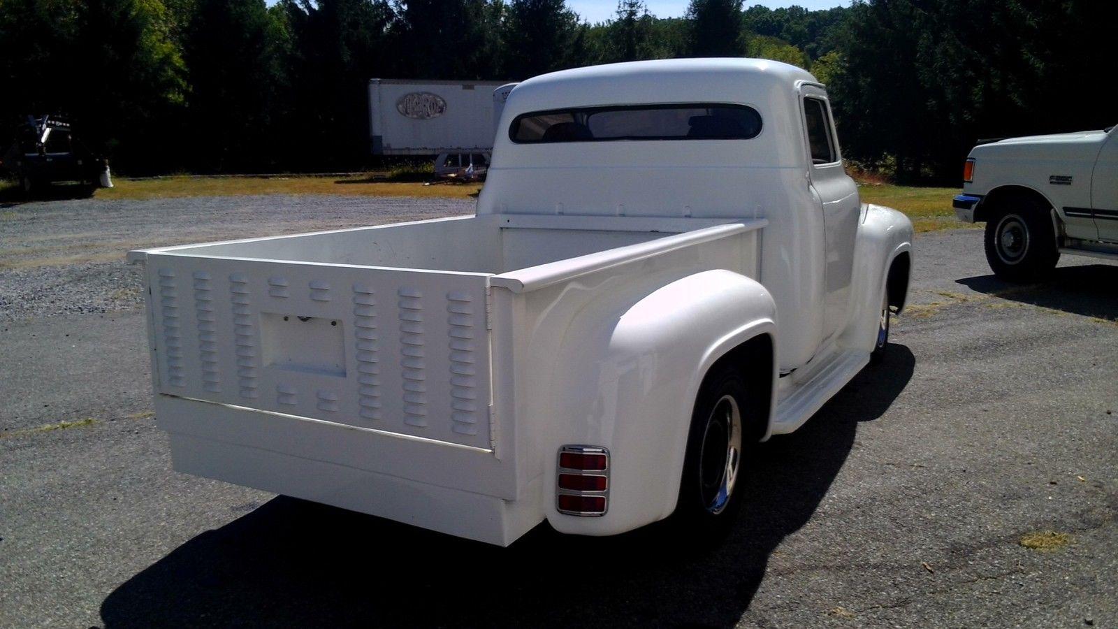 1955 Ford F100 Custom Pickup Truck 500hp 429 Motor Specifications