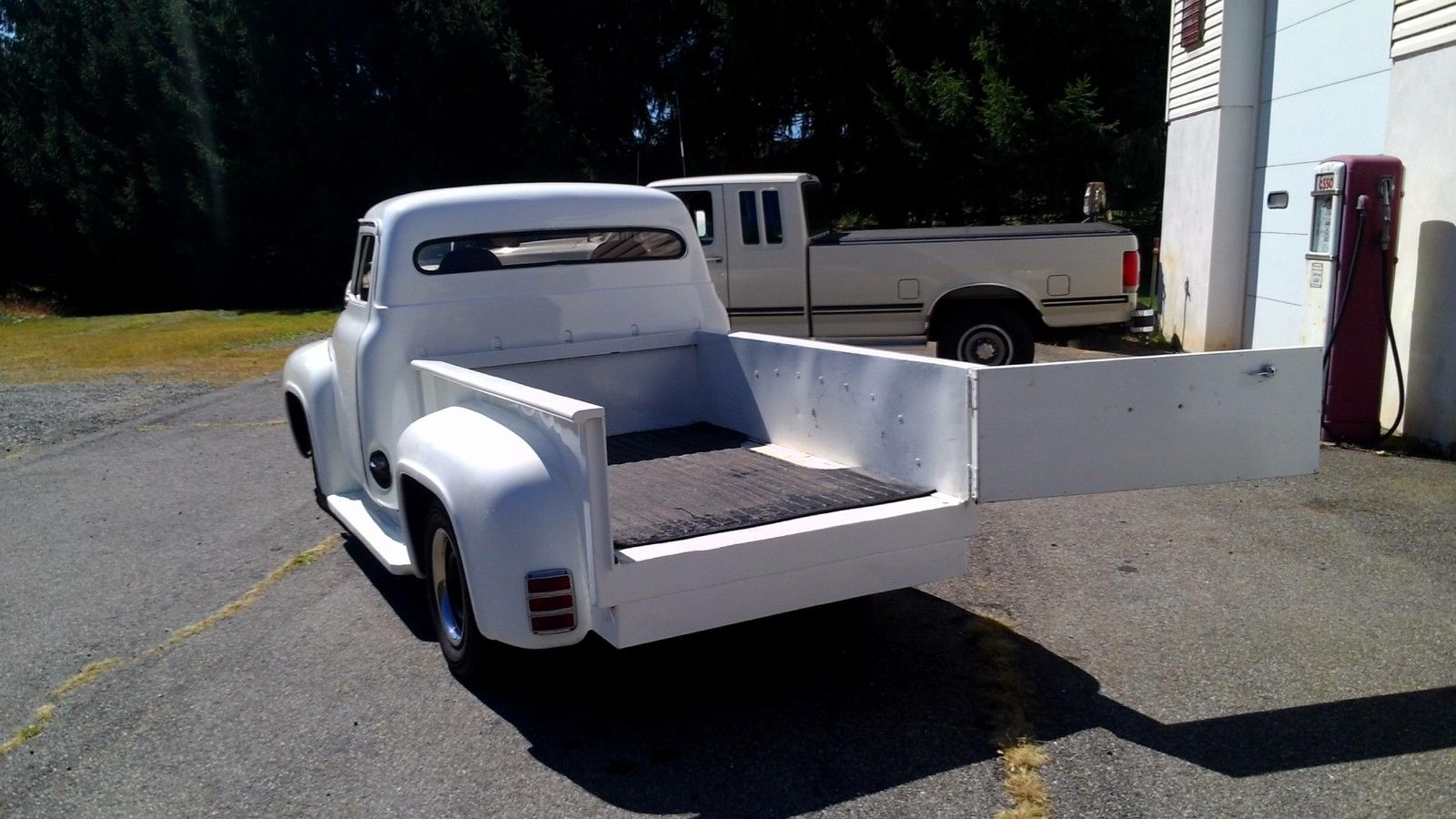 1955 Ford F100 Custom Pickup Truck 500hp 429 Motor Pick Up