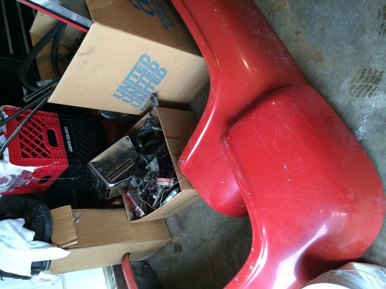 1955 Ford F100 Street Rod Project No Reserve