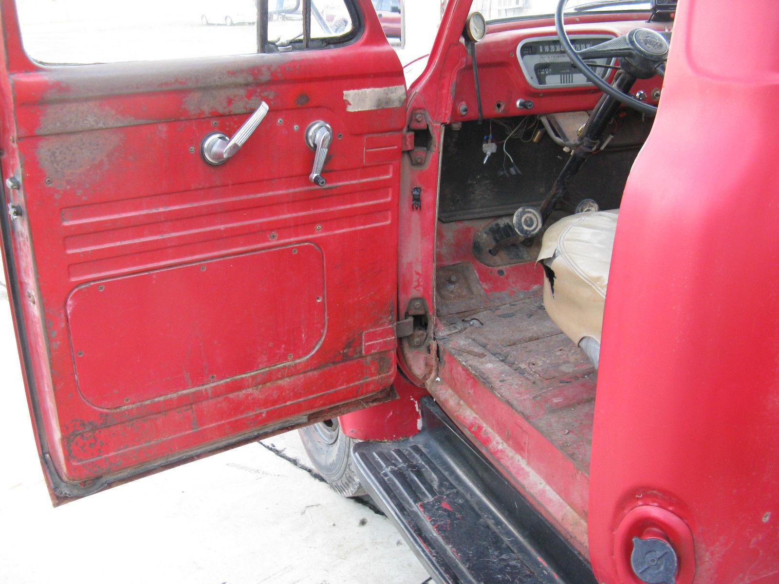 1955 Ford F500 Truck F350